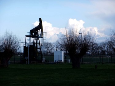"Erdölförderbohrung im Feld ""Lütow"" auf Usedom (2015)"