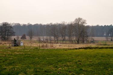 Wülfel-Tiefpumpenantriebe im Erdölfeld Edesse-Nord.