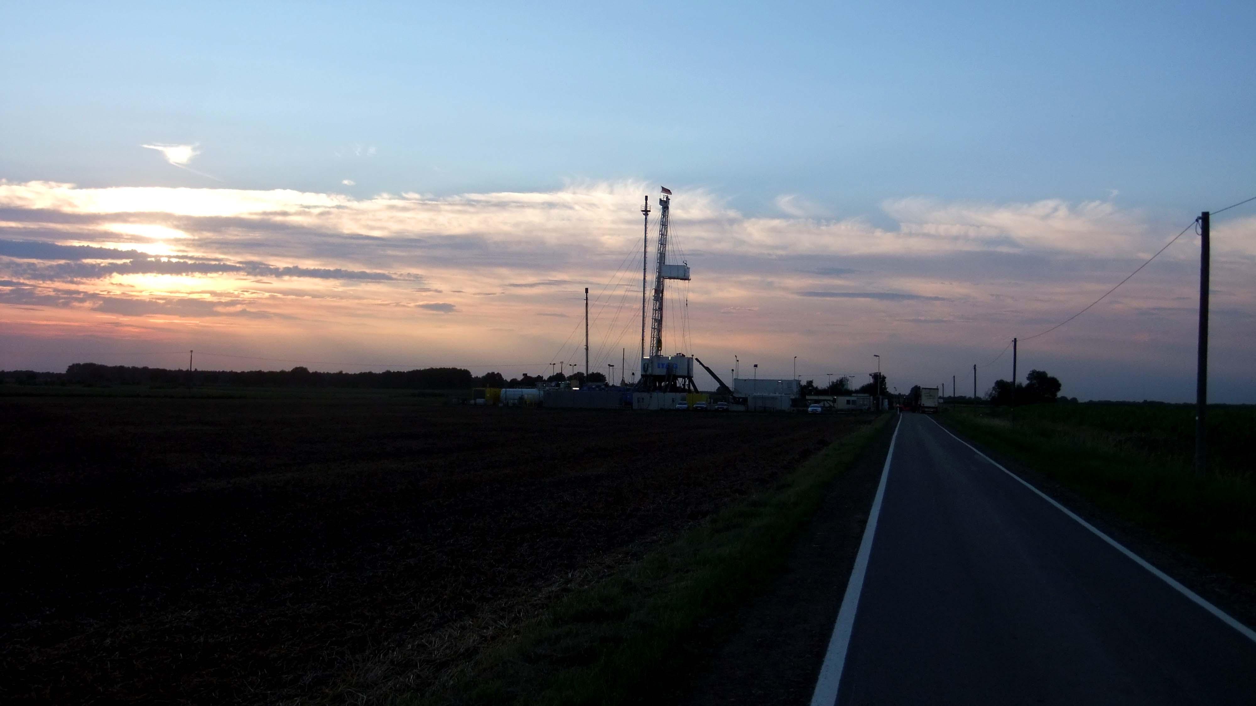 """Aufwältigung der """"Erdgasbohrung Buchhorst Z20"""" chef79"""