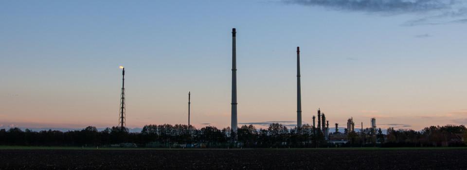 Erdgasaufbereitungsanlage NEAG stellt nach 50 Jahren Betrieb ein