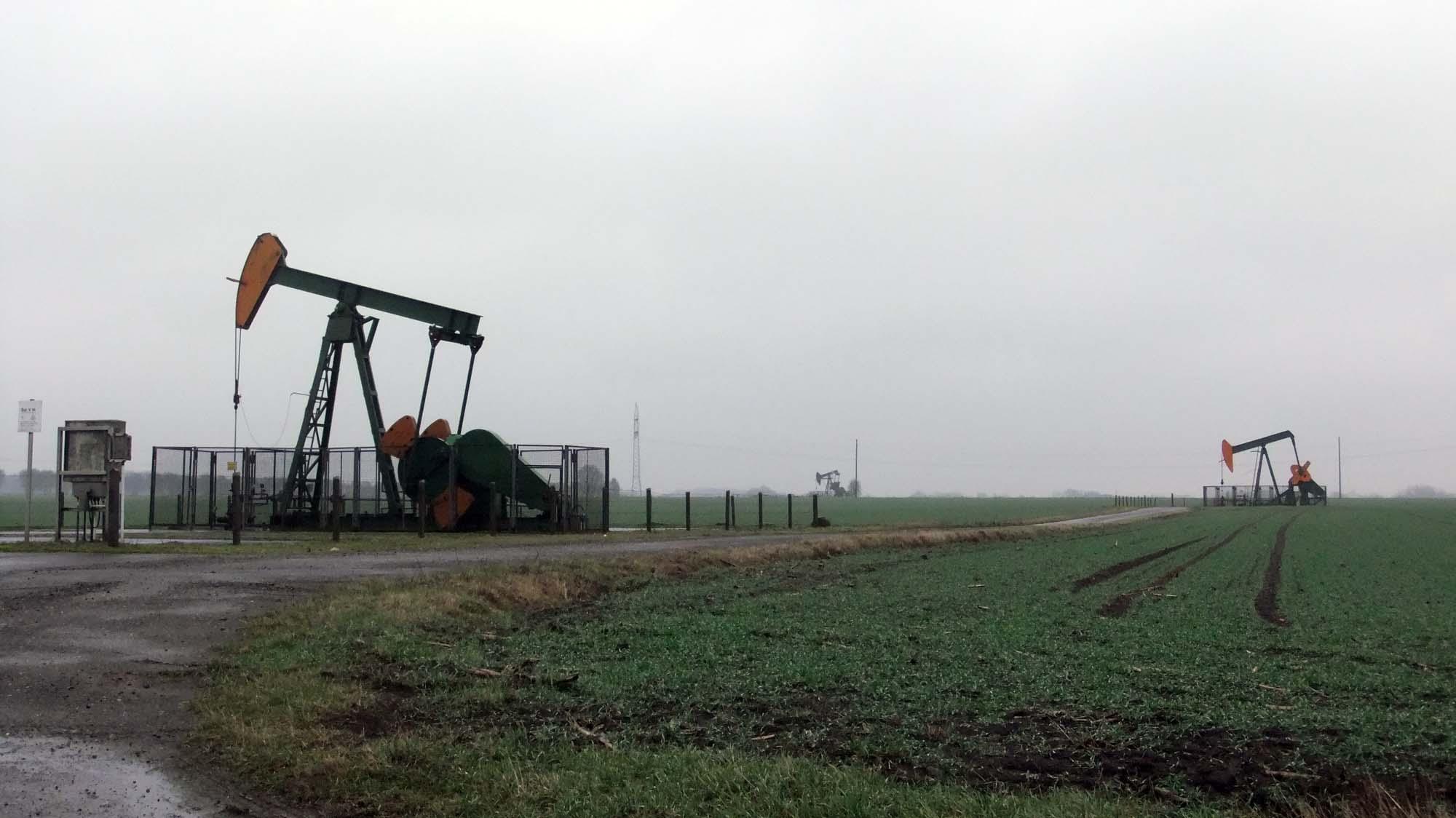 Erdölförderbohrungen bei Sulingen chef79