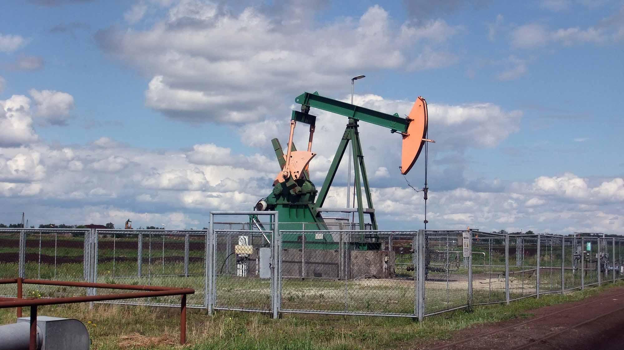Erdölförderbohrung Rühlermoor 332 chef79