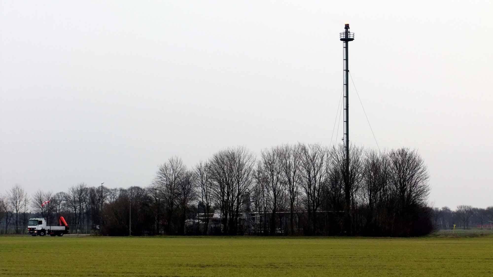 Erdgasförderanlage Sagermeer Z11südlich von Oldenburg chef79