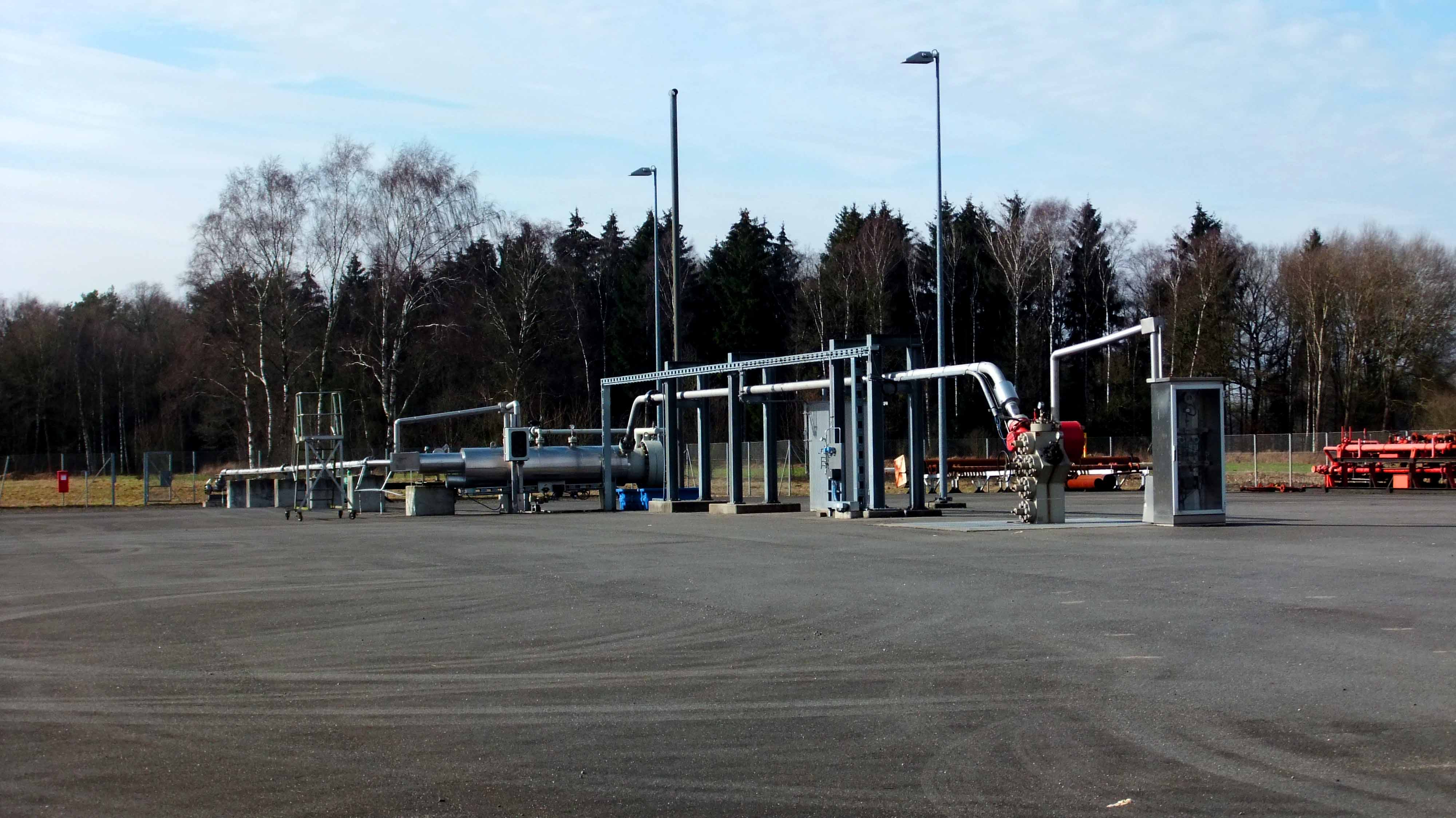 Erdgasförderbohrung Söhlingen Z14 chef79