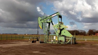 Erdölförderbohrung Bockstedt 69
