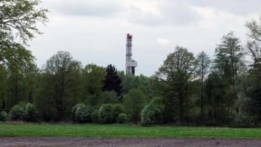 ITAG-Rig 30 bei einem Workovereinsatz auf der Erdgasförderbohrung Söhlingen Z9