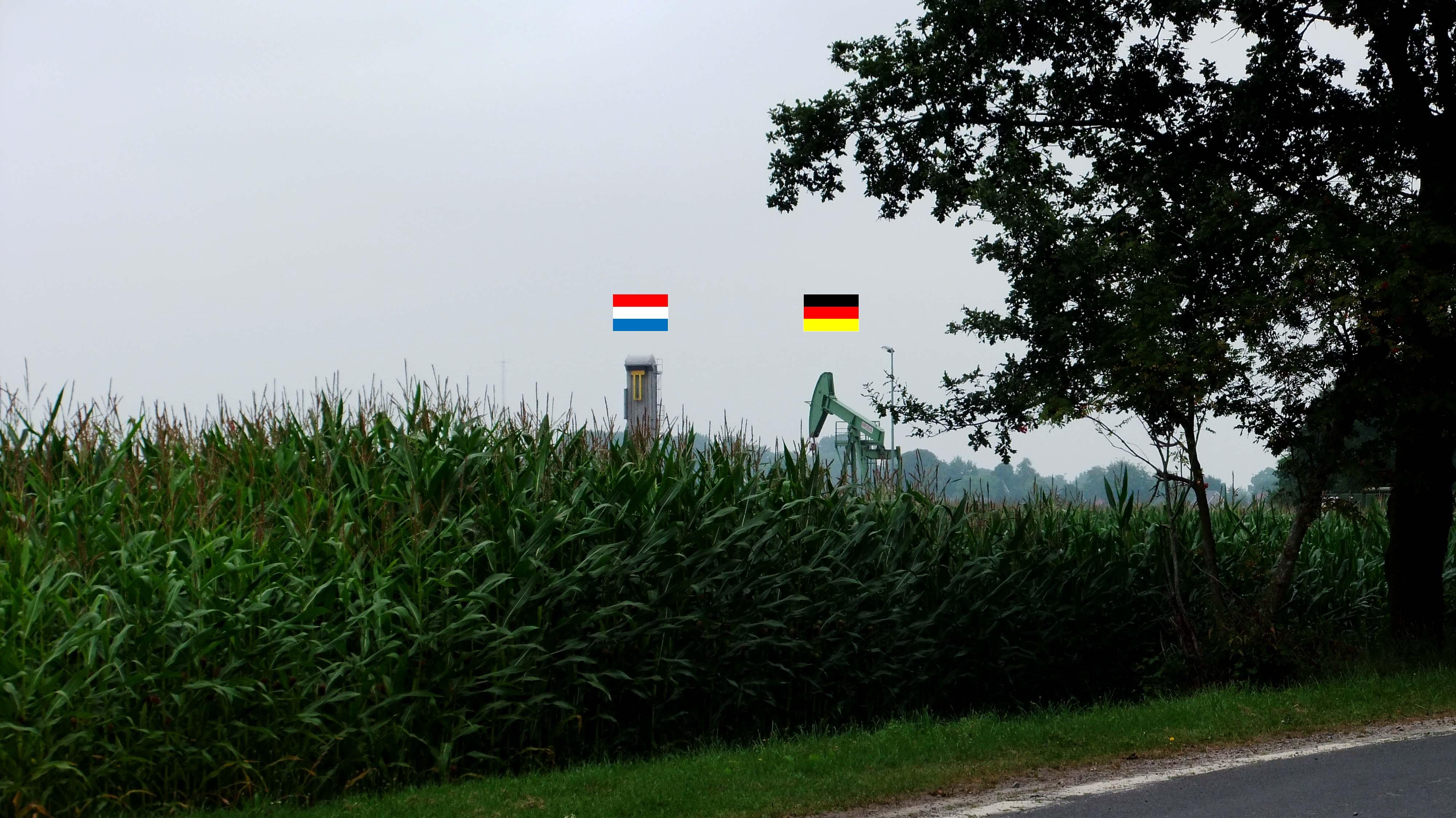 Bilaterale Erdölförderung in Schoonebeek/Emlichheim chef79