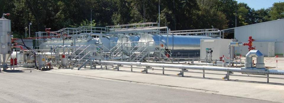 GDF-Suez plant Erdölerkundungsbohrung bei Speyer