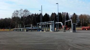 """Erdgasförderbohrung """"Söhlingen Z14"""""""