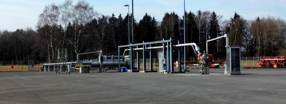 Niedersächsische Bergbehörde führt Immissionsmessungen im Bereich des Erdgasfeldes Söhlingen durch