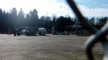 Erdgasfördersonde Söhlingen-Ost Z4