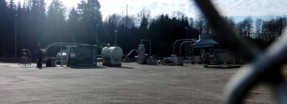 Kreiszeitung spekuliert über angeblich neue Erdgasbohrung
