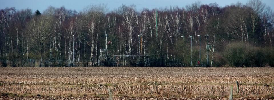 Erdgasfeld Söhlingen: NABU stellt in Stichproben Quecksilber im Umfeld von Erdgasbohrungen fest