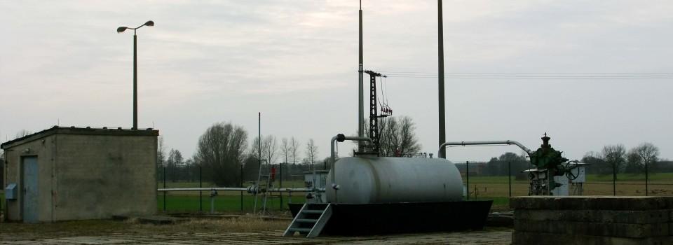 45 Jahre Erdgasförderung in der Altmark