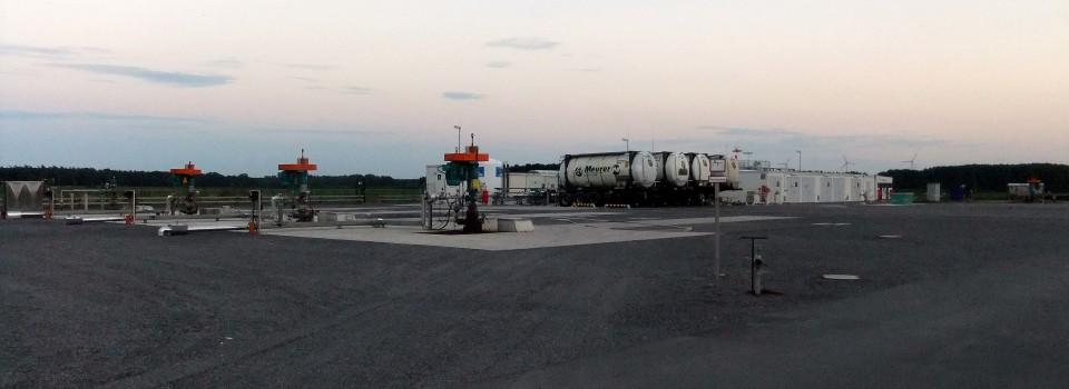 Erdölförderung unterstützt durch einen Pilz – Ein spannendes Projekt der Wintershall
