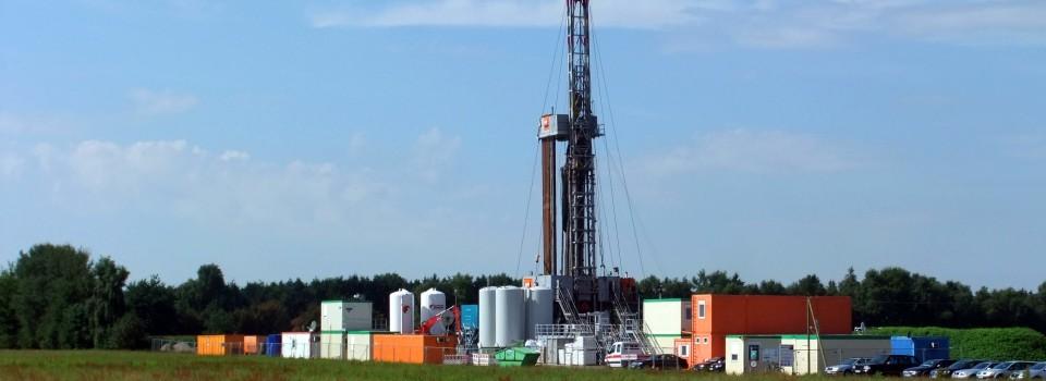 GDF-Suez bohrt im Erdölfeld Vorhop