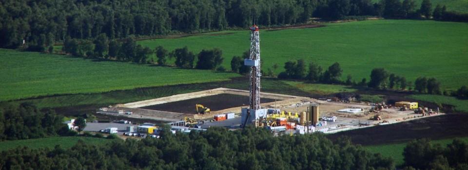 Damme 2 Gebohrt vor dem Fracking-Moratorium