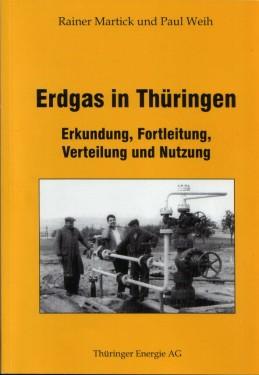 """Broschüre """"Erdgas in Thüringen"""""""