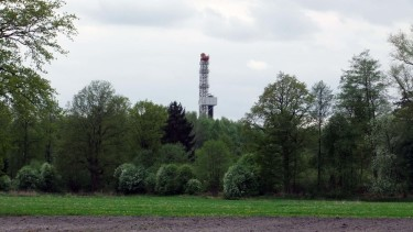 Workover auf Söhlingen Z9a (Mai 2013)