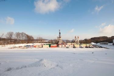 Kohleflözgas-Erkundungsbohrung Osnabrück-Holte Z2 Quelle: WEG Wirtschaftsverband Erdöl- und Erdgasgewinnung e.V.