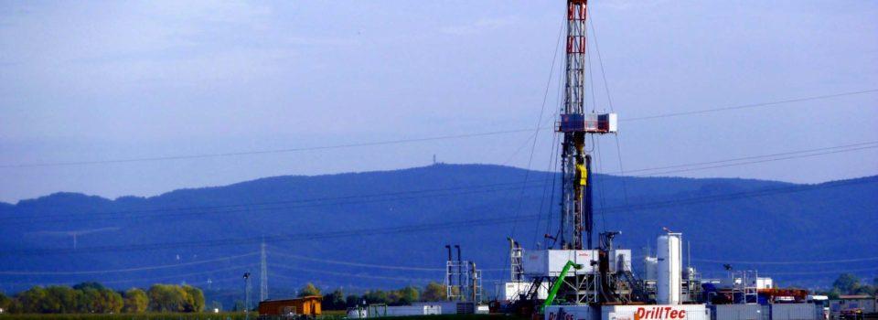 """Wiederaufnahme der Erdölförderung im Feld """"Stockstadt"""" eventuell möglich"""