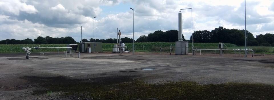 Wintershall verfüllt aufgegebene Erdgasbohrungen im Landkreis Uelzen