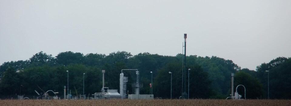 Seismisches Überwachungsnetz der Erdgasindustrie wird erweitert