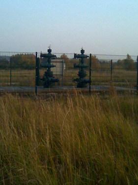 Erdgasbohrungen Hrid 5+6, Erdgaslagerstätte Heringsdorf