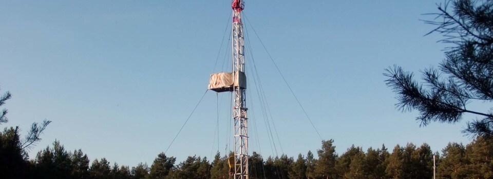 Erdgasproduktion in Deutschland künftig auch wieder in Brandenburg?
