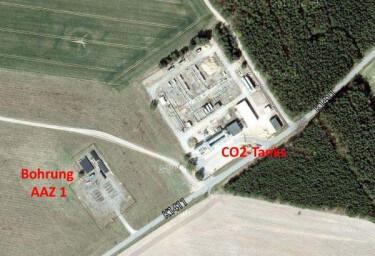 Wäre Enhanced Gas Recovery in Altmarklagerstätte möglich gewesen?