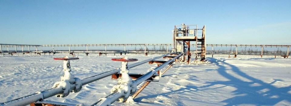 Fracking in Russland