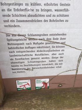 Bohrschlammgrube II