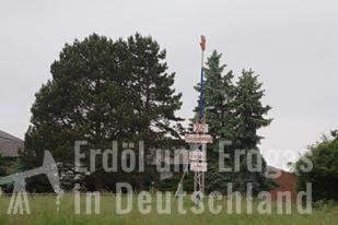 Weiteres Symbol des Protestes. Foto mit freundlicher Genehmigung von Wilhelm Johann Röttgersbank