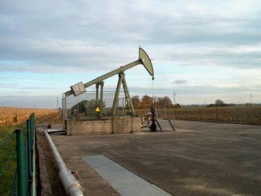 Erdölförderbohrung Aitingen 5 Uderl