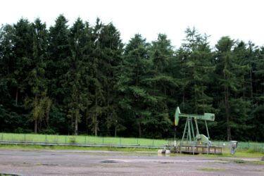 Erdölförderbohrung Bockstedt 68,