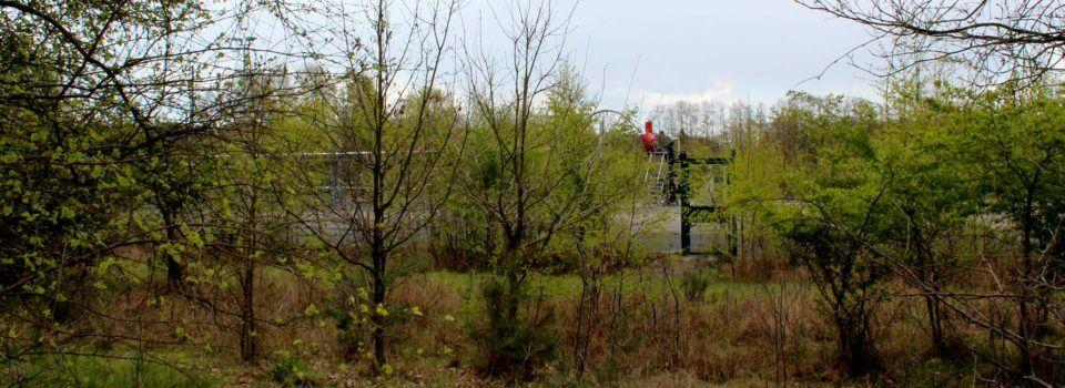 Erdgasförderung und Fracking im Landkreis Rotenburg. Gefracte Bohrung Preyersmühle-Süd Z1