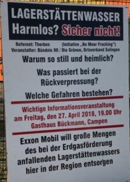 Plakat Infoveranstaltung Siedenburg Z11
