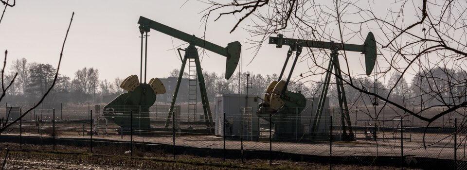 Erdölförderung in Hamburg