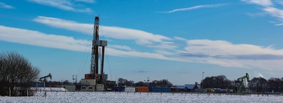 Ölfeld Emlichheim – 11 millionste Tonne gefördert