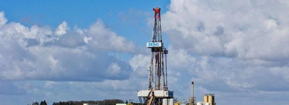 Untersuchungen zum Tight Gas-Projekt Düste Z10