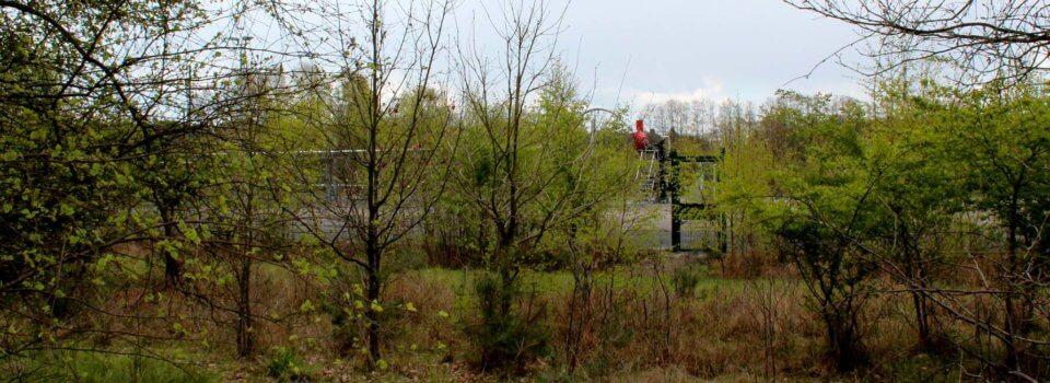 Gasförderung bei Rotenburg: Fördersonde Preyersmühle-Süd Z1