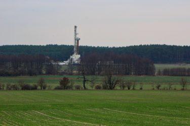 Erdöl in Brandenburg