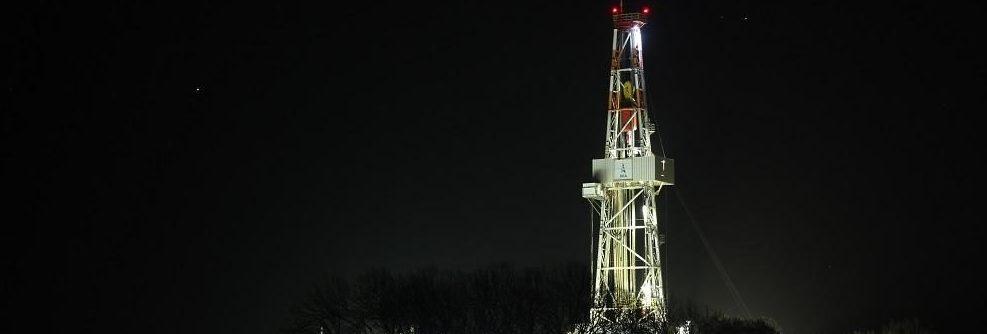 Gasförderung in Völkersen