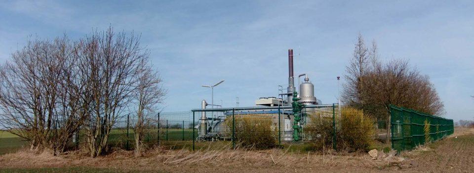 Neptune Energy räumt in Thüringen auf